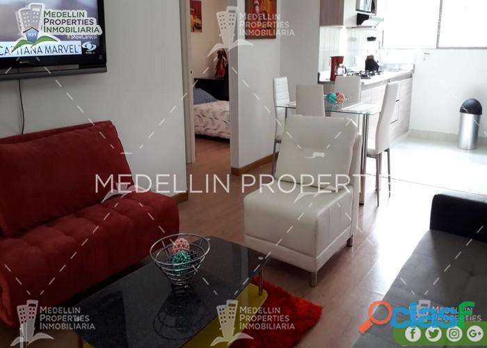 Apartamentos Amoblados Por Mes en Medellin Cod: 5071