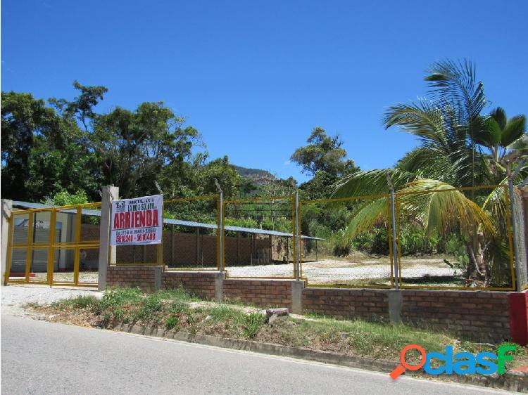 Casa lote comercial sector de la ermita