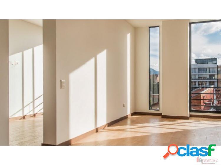 Se venden apartamentos en edificio lisboa bogotá