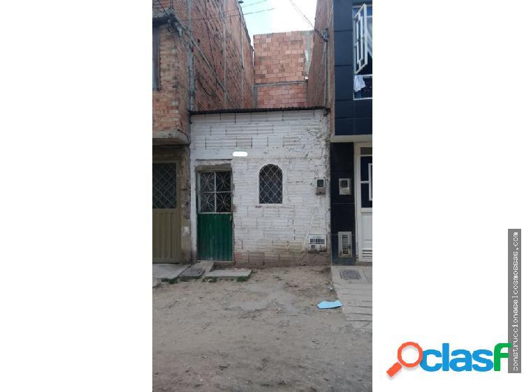 Vendo casa lote en bosa brasil 3x11 m2