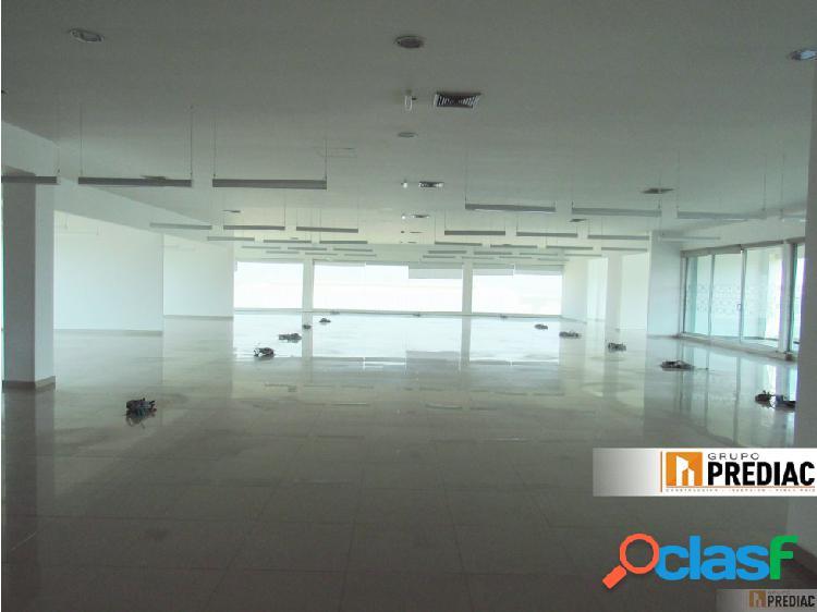 Arriendo oficina 1332m2, centro empresarial mix