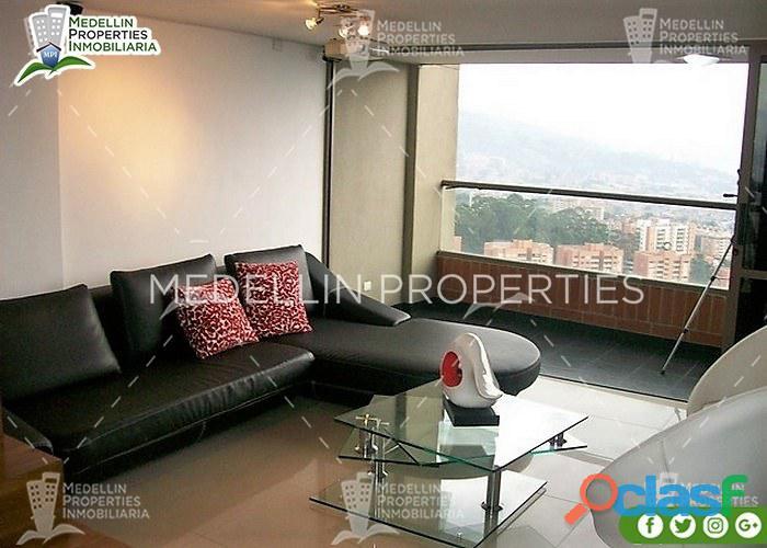 Apartamentos Amoblados Por Mes en Medellín Cód: 4204