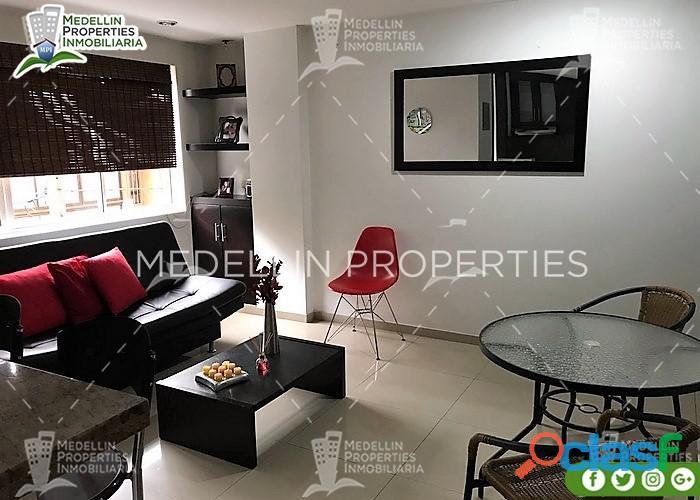 Apartamentos Amoblados Por Mes en Medellín Cód: 4212