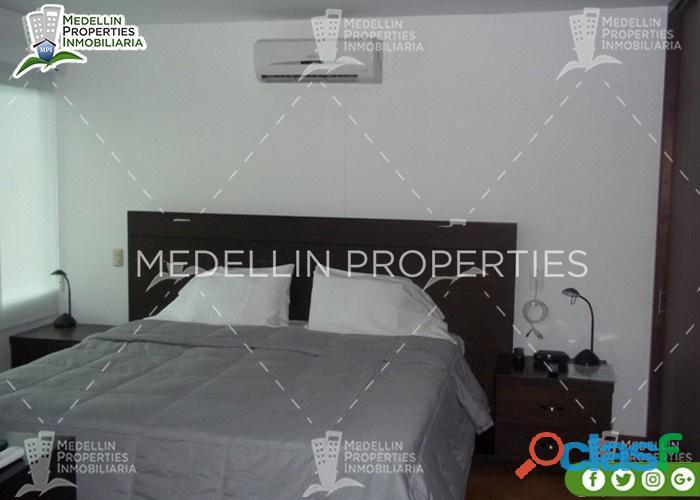 Apartamentos Amoblados Por Mes en Medellín Cód: 4222