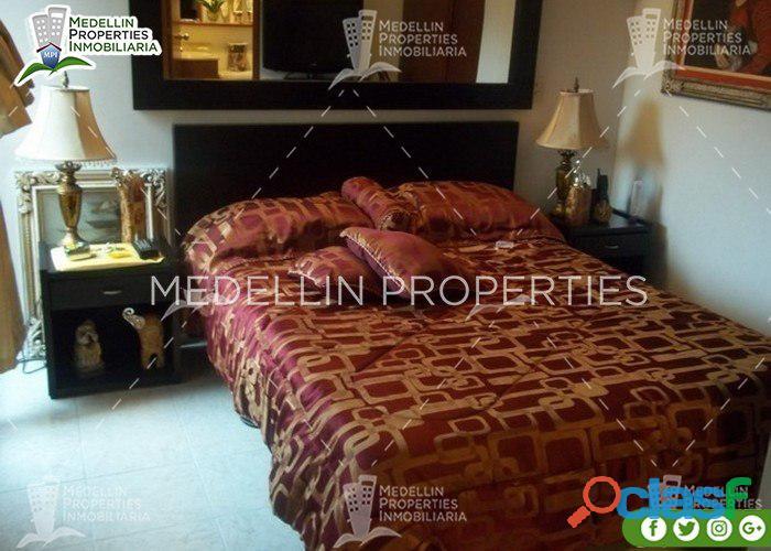 Arrendamientos de Apartamentos Baratos en Medellín Cód: 4223