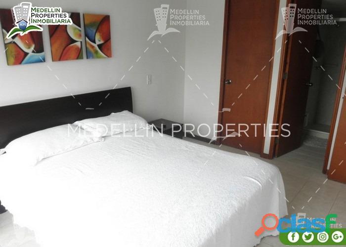 Arrendamientos de Apartamentos Baratos en Medellín Cód: 4226