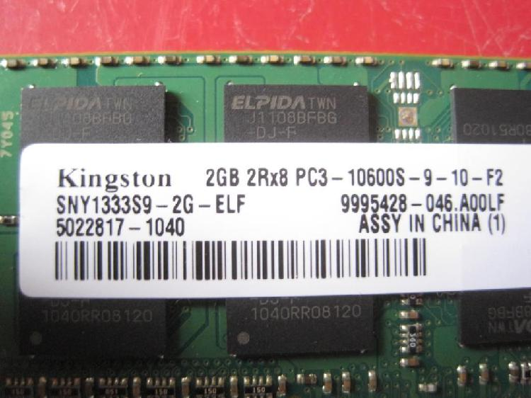 Aproveche!! memoria ram portatil 2gb ddr3 pc3 30.000