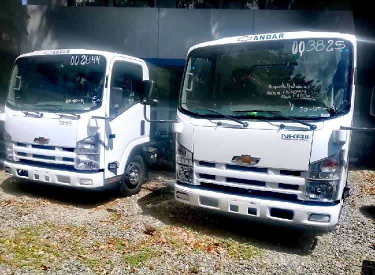 Camiones Chevrolet NUEVOS!!!
