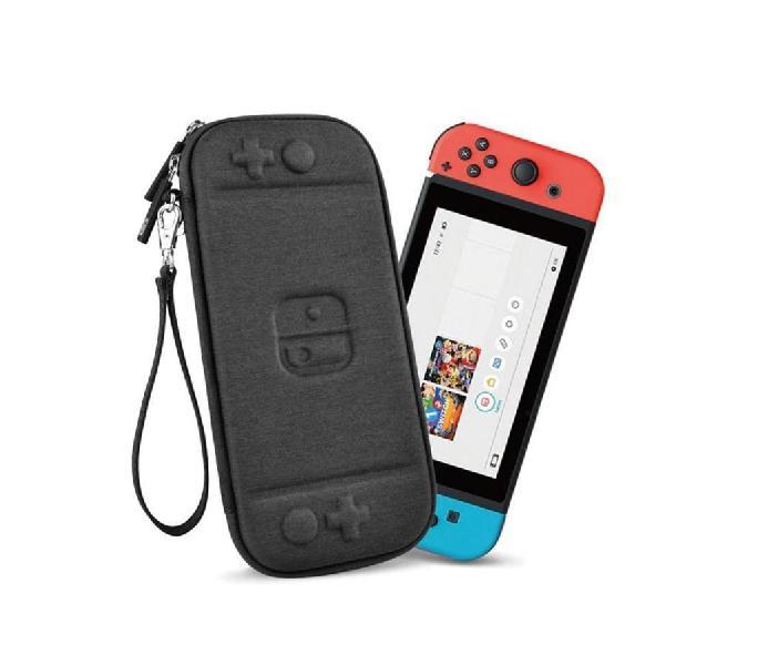 Estuche Funda Nintendo Switch Resistente Al Agua
