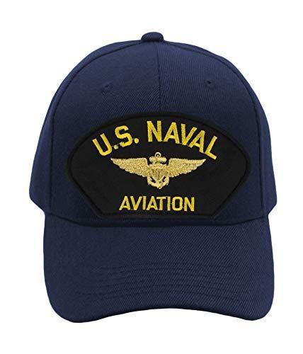Patchtown Us Aviacion Naval Sombrero Gorra De Bola Ajustable