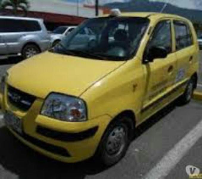 Vendo taxi hyundai atos 2008