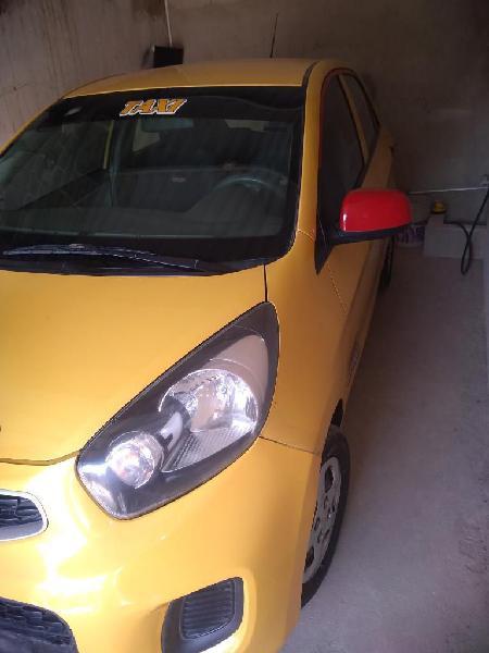 Vendo taxi kia picanto ion modelo 2016