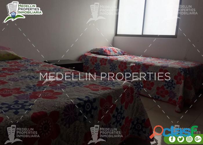 Apartamentos Amoblados en Alquiler en Medellín Cód: 4472