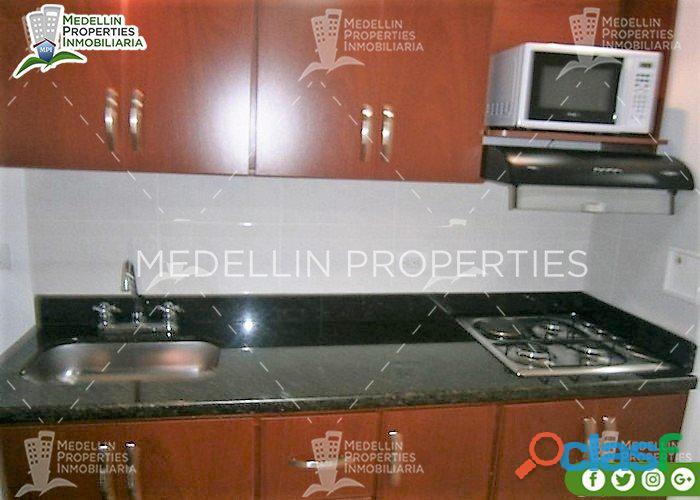 Apartamentos Amoblados en Alquiler en Medellín Cód: 4475