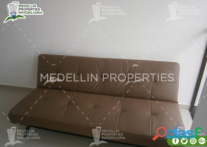 Apartamentos Amoblados en Alquiler en Medellín Cód: 4476