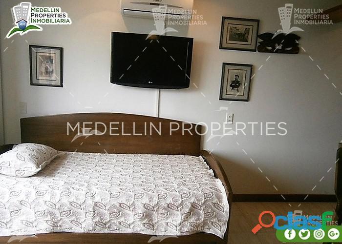 Apartamentos Amoblados Para Alquilar en Medellín Cód: 4479