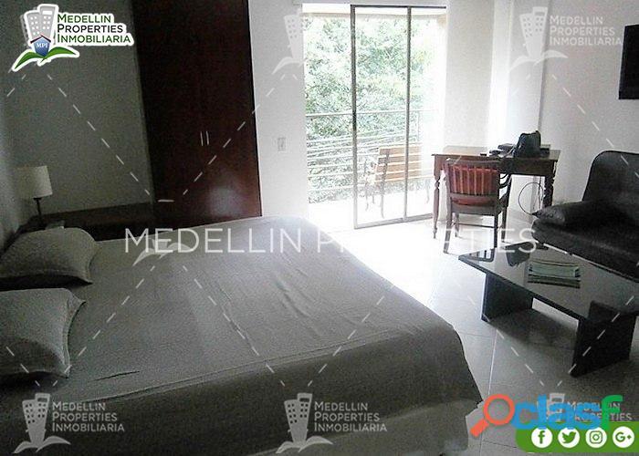 Apartamentos Amoblados Para Alquilar en Medellín Cód: 4480