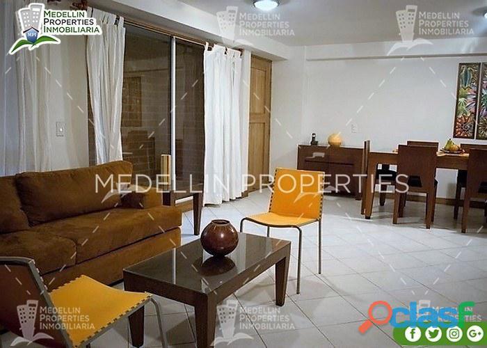 Apartamentos Amoblados Para Alquilar en Medellín Cód: 4483