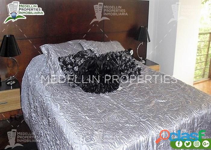 Apartamentos Amoblados Para Alquilar en Medellín Cód: 4484
