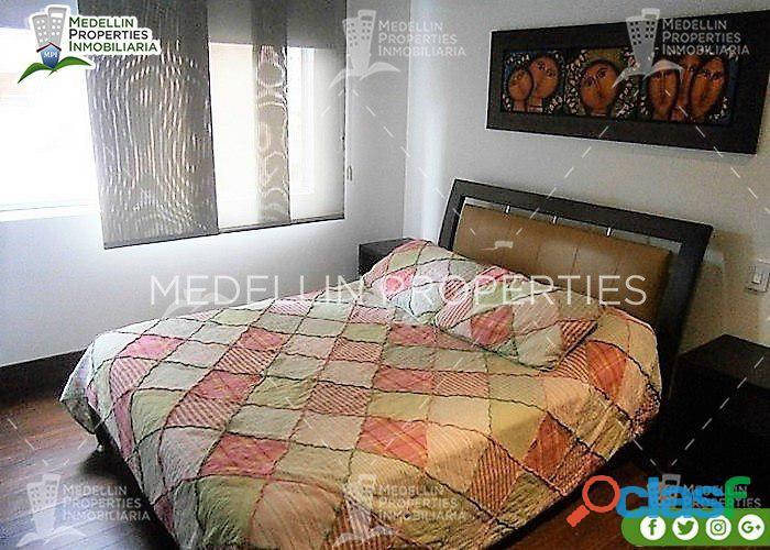Apartamentos Amoblados Para Alquilar en Medellín Cód: 4486
