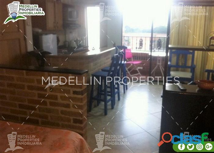 Apartamentos Amoblados Por Mes en Medellín Cód: 4597