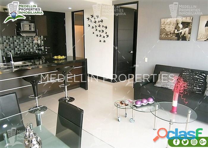Apartamentos Amoblados Por Mes en Medellín Cód: 4600