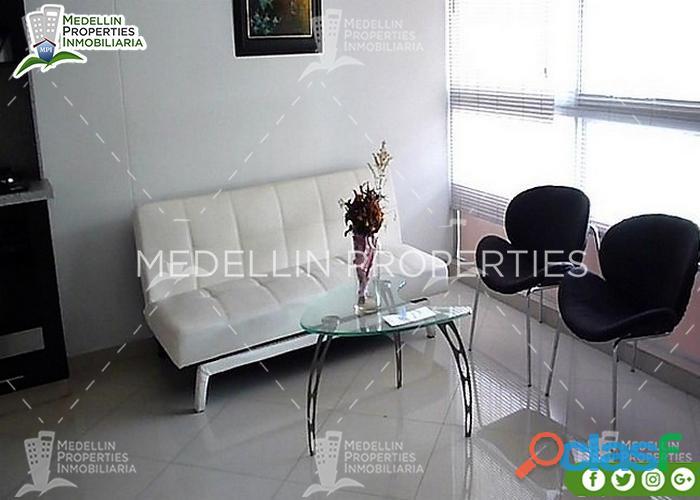 Apartamentos Amoblados Por Mes en Medellín Cód: 4602