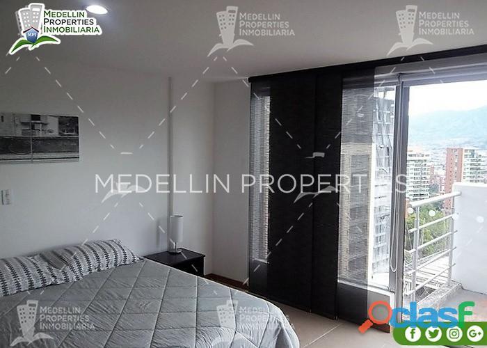 Apartamentos Amoblados Por Mes en Medellín Cód: 4612
