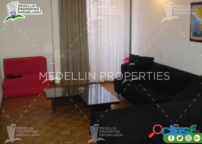 Apartamentos Amoblados Por Mes en Medellín Cód: 4613