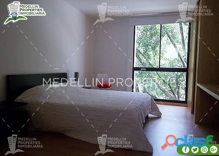 Aptos Amoblados en Renta en Medellín Cód: 4606