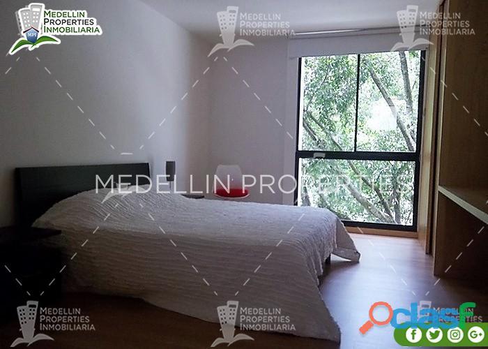 Aptos Amoblados en Renta en Medellín Cód: 4610