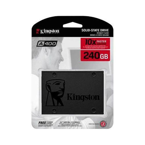 Disco Duro Solido 240gb Ssd Kingston A400 Sata3 2.5 6gb/s