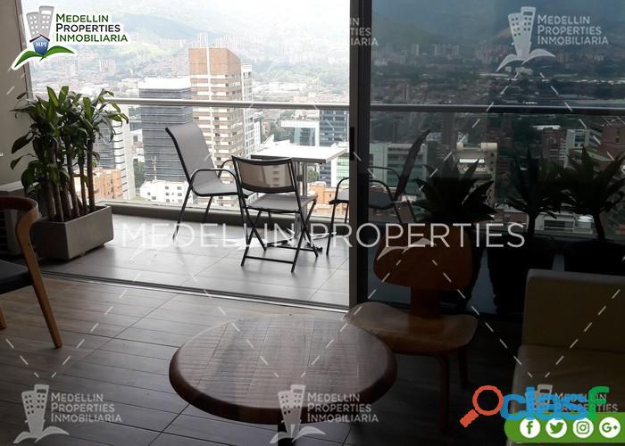 Alquiler Amoblados Mensual en Medellín Cód: 4852