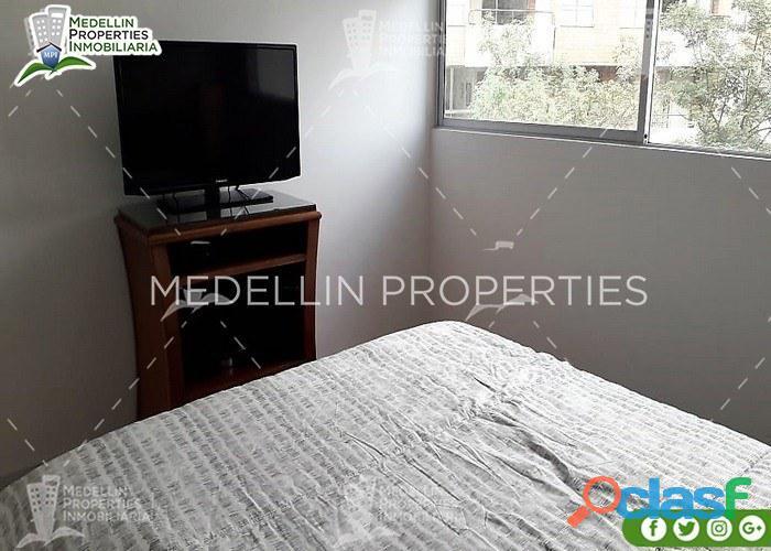Alquiler Amoblados Mensual en Medellín Cód: 4854