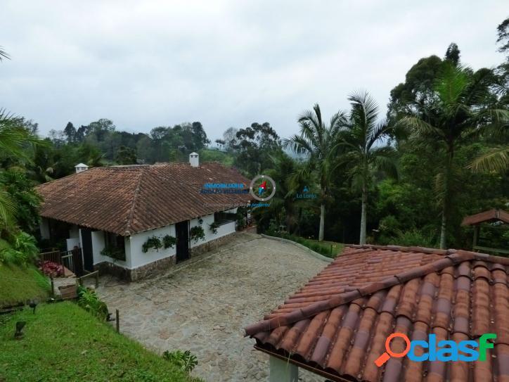 Casa finca para venta en rionegro 2360