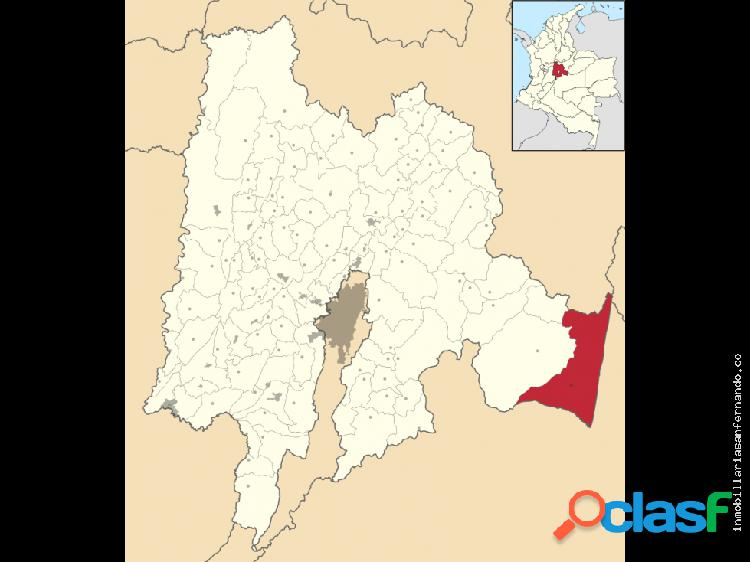 Granja productiva en paratebueno-cundinamarca