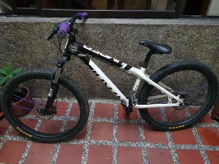 Bicicleta xue 30 down hill
