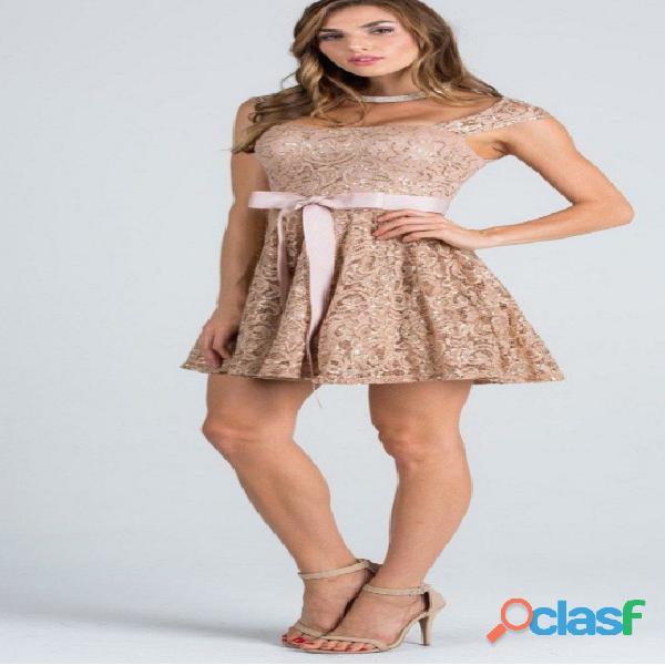 alquiler vestidos para mujer cortos para grados a buen precio