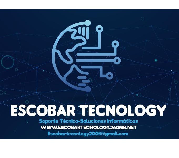 Escobar tecnology (soluciones informaticas - soporte tecnico
