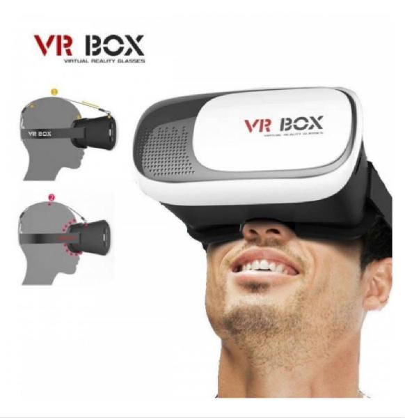 Gafas vr box 3d realidad virtual