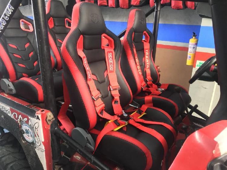 Conversion sillas a estilo t7a 1 carro