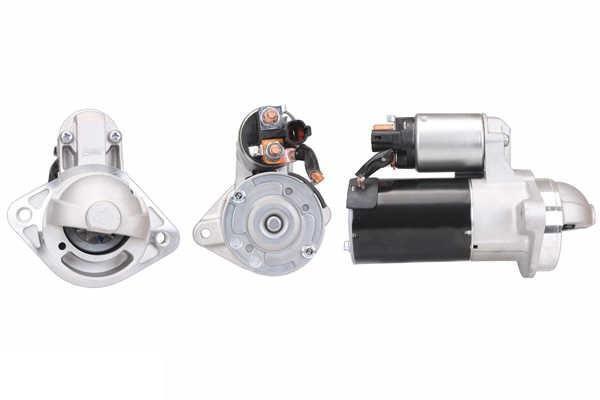 Motor de arranque hyundai h1 grand starex original