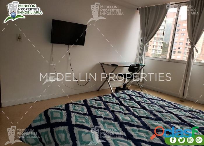 Apartamentos Amoblados Para Alquilar en El Poblado Cod: 5025 4