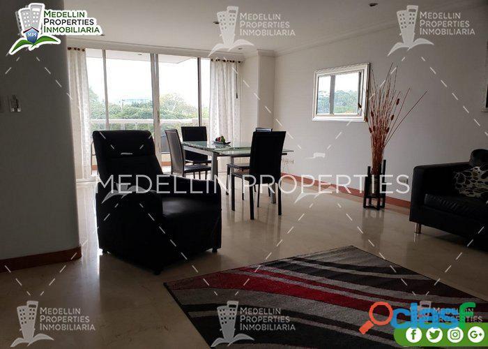 Apartamentos Amoblados Para Alquilar en El Poblado Cod: 5025 9