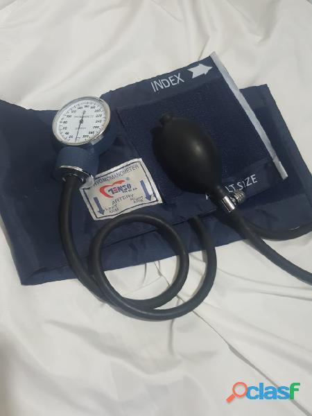 Tensiómetro medico manual