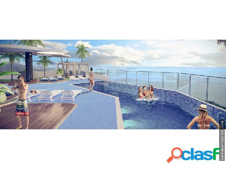 Apartamentos sobre planos cartagena-vista al mar