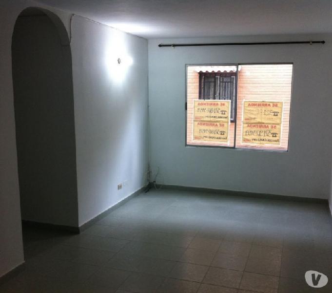 Apartamento en alquiler conjunto cerrado sur de cali
