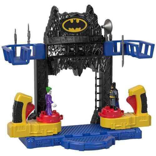 Fisher price imaginext batalla en la baticueva