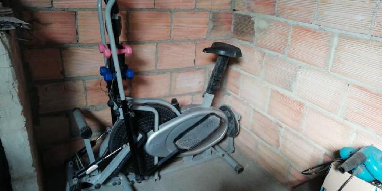 Vendo maquina de ejercicio