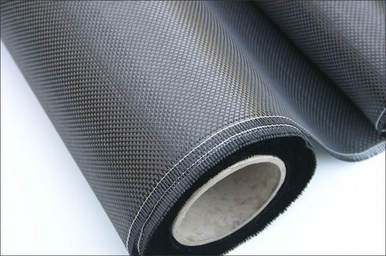Fibra de carbono plana 3k de 127cm x 100cm